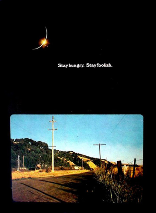 Cover from Whole Earth Catalog